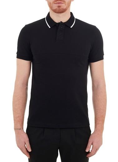 Hugo Boss  Slim Fit % 100 Pamuk Polo T Shirt Erkek Polo 50448612 001 Siyah